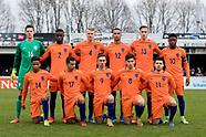 Netherlands v Italy 190317