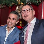 NLD/Rijswijk/20191119 - Boekpresentatie Raymond van Barneveld - Game Over, Robin van Persie