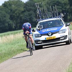 EMMEN (NED wielrennen <br /> Tijdrit Topcompetitie Emmen  Marten Kooistra