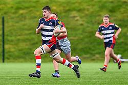 George Brazier of Bristol Academy U18 in action - Mandatory by-line: Craig Thomas/JMP - 03/02/2018 - RUGBY - SGS Wise Campus - Bristol, England - Bristol U18 v Harlequins U18 - Premiership U18 League