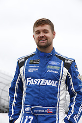 July 14, 2017 - Loudon, NH, United States of America - July 14, 2017 - Loudon, NH, USA: Ricky Stenhouse Jr. (17)  hangs out on pit road prior to qualifying for the Overton's 301 at New Hampshire Motor Speedway in Loudon, NH. (Credit Image: © Justin R. Noe Asp Inc/ASP via ZUMA Wire)