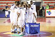 DESCRIZIONE : Roma Lega A 2013-2014 Acea Roma Pallacanestro Cantu<br /> GIOCATORE : team<br /> CATEGORIA : pre game<br /> SQUADRA : Acea Roma<br /> EVENTO : Roma Lega A 2013-2014 Acea Roma Pallacanestro Cantu<br /> GARA : Acea Roma Pallacanestro Cantu<br /> DATA : 03/11/2013<br /> SPORT : Pallacanestro <br /> AUTORE : Agenzia Ciamillo-Castoria/M.Simoni<br /> Galleria : Lega Basket A 2013-2014  <br /> Fotonotizia :Roma Lega A 2013-2014 Acea Roma Pallacanestro Cantu<br /> Predefinita :