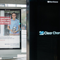 Clear Channel -  Bank of Scotland, Audi, Chevrolet & Red Bull - Edinburgh