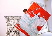 Milan artist Andrea Mastrovito