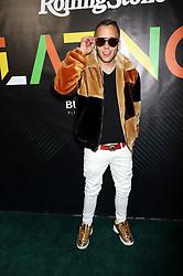 Nio Garcia attending Rolling Stone Magazine Celebrates Latin Music's Biggest Night, at Palms Resort & Casino in Las Vegas, Nevada