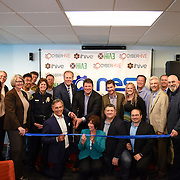 """CYBERTECH Mayor Faulconer """"Ribbon Cutting"""" at NEST Cowork and xHive Incubator 2016"""