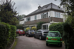 © Licensed to London News Pictures. 10/09/2016. London, UK. Car are parked in the drive of MP Keith Vaz's house. A number of guests were seen arriving at the property today. Maria Fernandes Vaz, wife of disgraced MP Keith Vaz, has given an interview to a Sunday newspaper in which she says that she forgives his betrayal after it was revealed that he had been allegedly been having sex with male prostitutes. Photo credit: Peter Macdiarmid/LNP