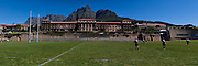 University of Cape Town (UCT) panoramic stitched image. Greg Beadle shoots panoramic images