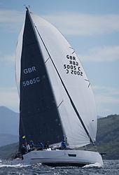 Clyde Cruising Club's Scottish Series 2019<br /> 24th-27th May, Tarbert, Loch Fyne, Scotland<br /> <br /> Day 1 - GBR5005C, Reflection, RNCYC, Elan GT5<br /> <br /> Credit: Marc Turner / CCC