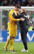 Celtic v FC Barcelona 071112
