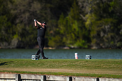 March 21, 2018 - Austin, TX, U.S. - AUSTIN, TX - MARCH 21: Phil Mickelson hits a tee shot during the First Round of the WGC-Dell Technologies Match Play on March 21, 2018 at Austin Country Club in Austin, TX. (Photo by Daniel Dunn/Icon Sportswire) (Credit Image: © Daniel Dunn/Icon SMI via ZUMA Press)