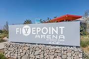 Fivepoint Arena at Great Park Ice Signage