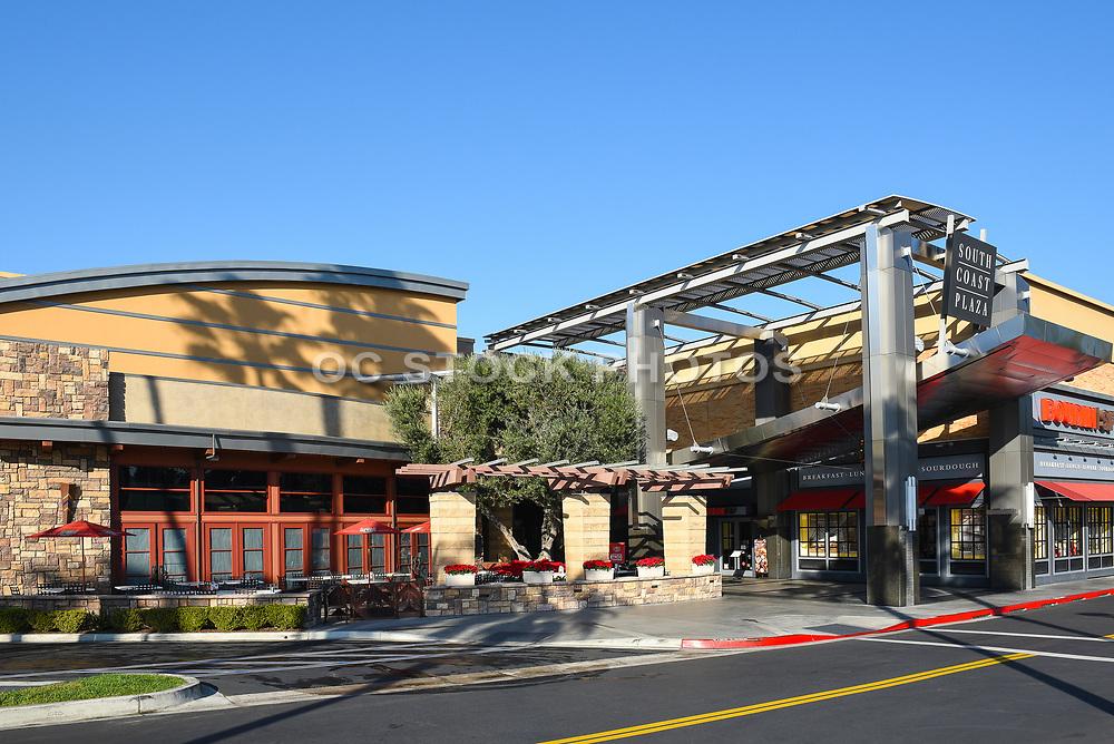 Boudin SF At South Coast Plaza In Costa Mesa