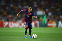 Rafinha of FC Barcelona during the UEFA Champions League, Group F, football match between FC Barcelona and Apoel FC on September 17, 2014 at Camp Nou stadium in Barcelona, Spain. Photo Manuel Blondeau / AOP.Press / DPPI