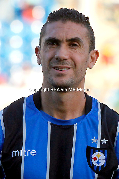 Chile Football League First Division - <br /> Scotiabank Tournament 2016 - <br /> ( Club Deportivo Huachipato ) - <br /> Lucas Alberto Simon Garcia