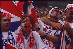 US Cup, England vs USA, Foxboro Stadium, Foxboro, Boston, Massachusetts, 9 June 1993