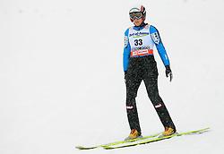 Daniela Iraschko of Austria at Ski Jumping ladies Normal Hill Individual of FIS Nordic World Ski Championships Liberec 2008, on February 20, 2009, in Jested, Liberec, Czech Republic. (Photo by Vid Ponikvar / Sportida)