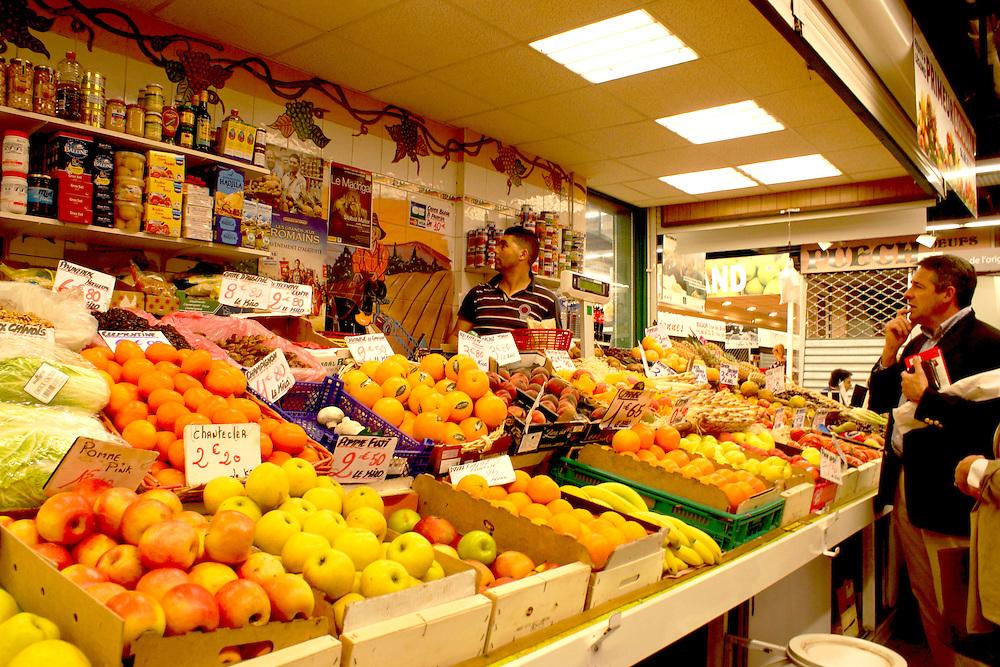 Southern France Market, Nimes, France