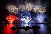 NYE Fireworks London 31st December 2019