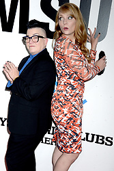 Lea DeLaria and Emily Tarver attending the Samsung Charity Gala at Skylight Clarkson Sq on November 2, 2017 in New York City, NY, USA. Photo by Dennis Van Tine/ABACAPRESS.COM