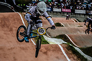 #572 (BRETHAUER Luis) GER at the 2016 UCI BMX World Championships in Medellin, Colombia.