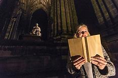 Scott Monument Lit Up | Edinburgh | 21 September 2016