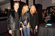 ANDREW CASTLE; GEMMA CASTLE; CLAUDIA CASTLE, The VIP night for Cirque Du Soleil: Quidam at  the Royal Albert Hall, London. 7 January 2013