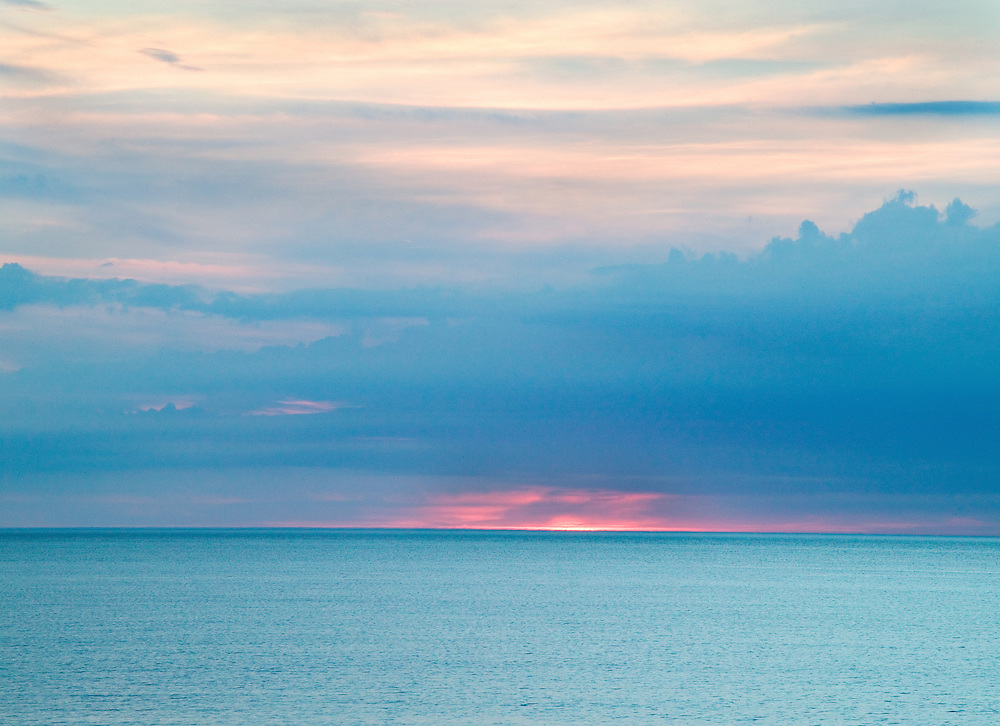 Lake Superior Sunset, MI