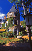Grey Towers, home of Gifford Pinchot, Milford, Northeast PA,