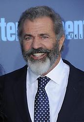 Mel Gibson  bei der Verleihung der 22. Critics' Choice Awards in Los Angeles / 111216