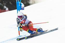 Anastasiia Silanteva (RUS) during Ladies' Giant Slalom at 57th Golden Fox event at Audi FIS Ski World Cup 2020/21, on January 17, 2021 in Podkoren, Kranjska Gora, Slovenia. Photo by Vid Ponikvar / Sportida
