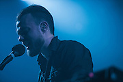 Photos of Ásgeir performing live at Harpa Concert Hall during Iceland Airwaves Music Festival 2014 in Reykjavik, Iceland. November 5, 2014. Copyright © 2014 Matthew Eisman. All Rights Reserved