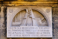 Espagne, Pays Basque, Guipuscoa, Fontarrabie, vieille ville // Spain, Basque Country, Guipuscoa, Hondarribia, old city