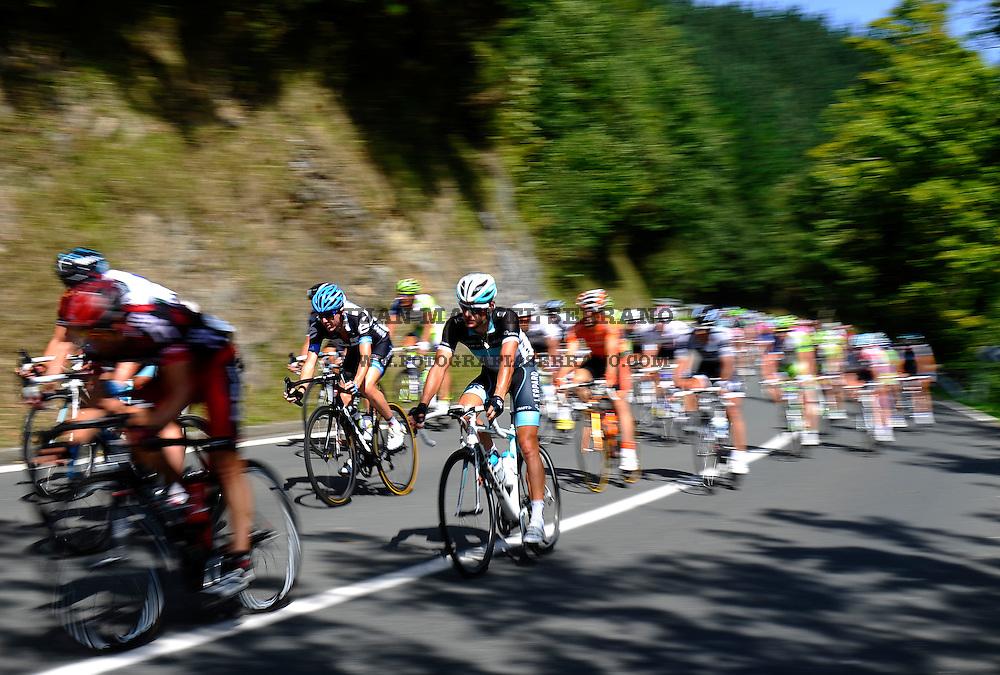 La Vuelta cycling race  Spain, 2011. Photo by Juan Manuel Serrano Arce