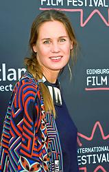 Edinburgh International Film Festival, Monday, 25th June 2018<br /> <br /> DUMPED (International Premiere)<br /> <br /> Pictured: Director Eloise Lang<br /> <br /> (c) Alex Todd   Edinburgh Elite media