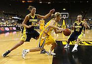 NCAA Women's Basketball - Michigan v Iowa - January 26, 2009