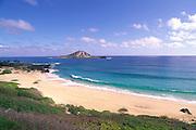 Makapu'u Beach, Oahu, Hawaii<br />