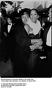 Russell Simmons & Veronica Webb at  the Vanity Fair Oscar Night Party Mortons,  Los Angeles. 25 March 1996<br /><br />© Copyright Photograph by Dafydd Jones<br />66 Stockwell Park Rd. London SW9 0DA<br />Tel 0171 733 0108<br />Film. 96184