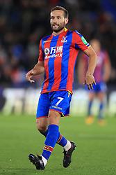 Crystal Palace's Yohan Cabaye