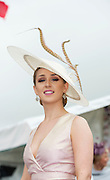 30/07/2015 report free : Winners Announced in Kilkenny Best Dressed Lady, Kilkenny Best Irish Design & Kilkenny Best Hat Competition at Galway Races Ladies Day <br /> <br /> Finalist was  Isabel O'Neill, Westmeath  Photo:Andrew Downes, xposure