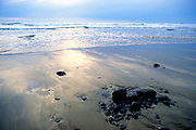 Image of the beach at Lincoln City, Oregon, Pacific Northwest by Randy Wells