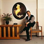 Joe Roth, Chairman, The Walt Disney Studios at Corporate Headquarters.