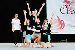 MDC Future Stars, Germany at European Cheerleading Championship 2011, on July 2, 2011, in SRC Stozice, Ljubljana, Slovenia (Photo by Matic Klansek Velej / Sportida)
