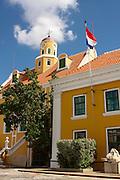 Curacao, Netherlands Antilles, Willemstad Fort Church
