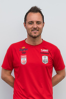 Download von www.picturedesk.com am 16.08.2019 (13:58). <br /> PASCHING, AUSTRIA - JULY 16: Team manager Georg Hochedlinger of LASK during the team photo shooting - LASK at TGW Arena on July 16, 2019 in Pasching, Austria.190716_SEPA_19_065 - 20190716_PD12423