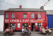 O'Neill's Bar in town of Allihies, Beara Peninsula, Ireland