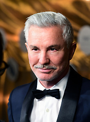Baz Luhrmann attending the BFI Luminous Fundraising Gala held at the Guildhall, London.