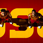 2020 USC Men's Basketball Media Day - Evan and Isaiah Mobley
