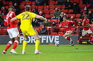 Charlton Athletic forward Conor Washington (14) during the EFL Sky Bet League 1 match between Charlton Athletic and AFC Wimbledon at The Valley, London, England on 12 December 2020.