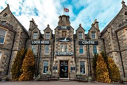 THEMENBILD - Das Loch Ness Zenturm mit Ausstellung, Loch Ness, Drumnadrochit, Schottland, aufgenommen am 05.06.2015 // The Loch Ness Centre & Exhibition, Loch Ness, Drumnadrochit, Scotland on 2015/06/05. EXPA Pictures © 2015, PhotoCredit: EXPA/ JFK
